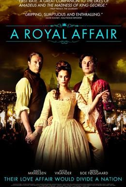 Постер фильма Королевский роман (2012)