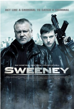Постер фильма Летучий отряд Скотланд-Ярда (2012)