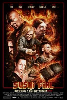 Постер фильма Суши гёл (2012)