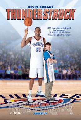 Постер фильма Как громом пораженный (2012)