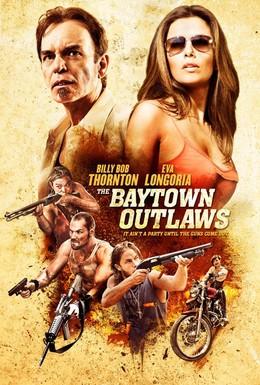 Постер фильма Бэйтаун вне закона (2012)