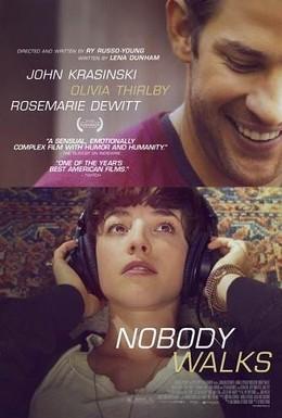 Постер фильма Никто не уходит (2012)