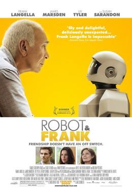 Постер фильма Робот и Фрэнк (2012)