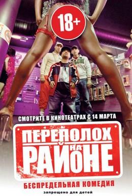 Постер фильма Переполох на районе (2012)