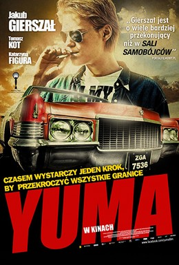 Постер фильма Юма (2012)