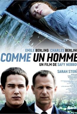 Постер фильма Как человек (2012)
