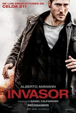 Постер фильма Захватчик (2012)