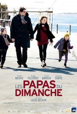Постер фильма Воскресные папы (2012)