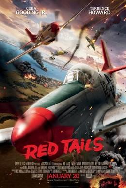 Постер фильма Красные хвосты (2012)