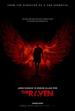 Постер фильма Ворон (2012)