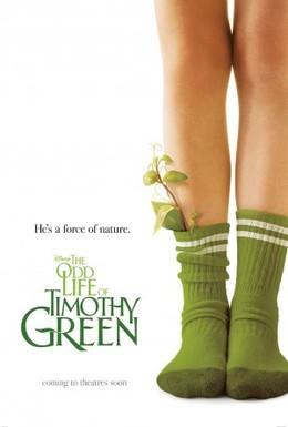 Постер фильма Странная жизнь Тимоти Грина (2012)