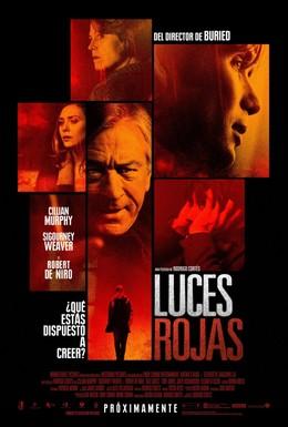 Постер фильма Красные огни (2012)
