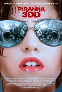 Постер фильма Пираньи 3DD (2012)