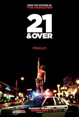 Постер фильма 21 и больше (2013)