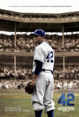 Постер фильма 42 (2013)