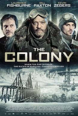 Постер фильма Колония (2013)