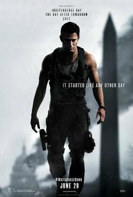 Постер фильма Штурм Белого дома (2013)