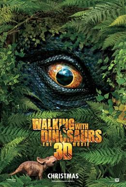Постер фильма Прогулки с динозаврами 3D (2013)