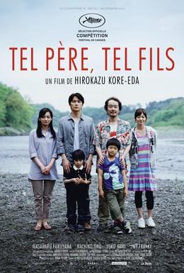 Постер фильма Сын в отца (2013)