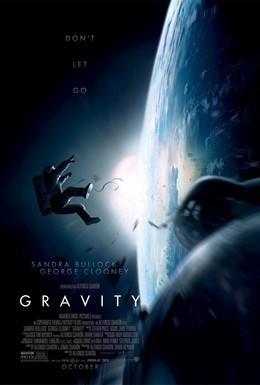 Постер фильма Гравитация (2013)