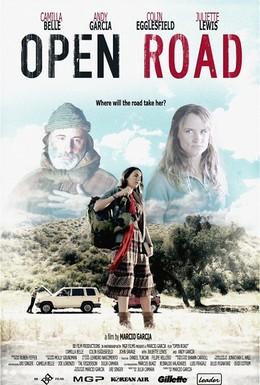 Постер фильма Открытая дорога (2013)