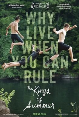 Постер фильма Короли лета (2013)