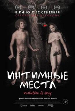 Постер фильма Интимные места (2013)