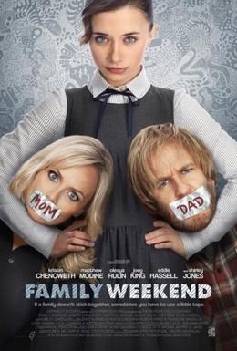 Постер фильма Семейный уик-энд (2013)
