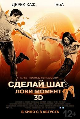 Постер фильма Сделай шаг: Лови момент (2013)
