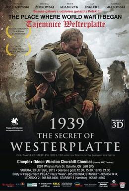 Постер фильма Тайна Вестерплатте (2013)