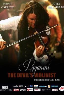 Постер фильма Паганини: Скрипач Дьявола (2013)