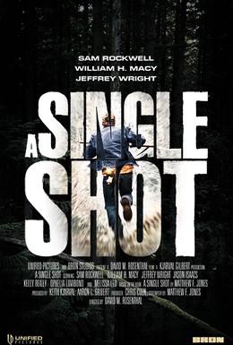 Постер фильма Единственный выстрел (2013)