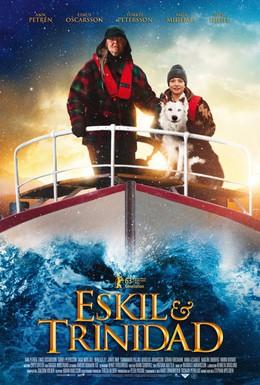 Постер фильма Эскиль и Тринидад (2013)