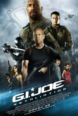 Постер фильма G.I. Joe: Бросок кобры 2 (2013)