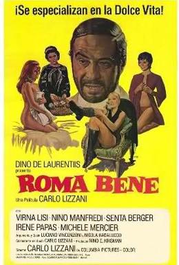 Постер фильма Хороший Рим (1971)