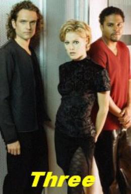 Постер фильма Трое (1998)