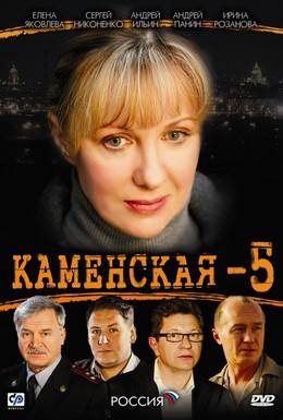 Постер фильма Каменская 5 (2008)