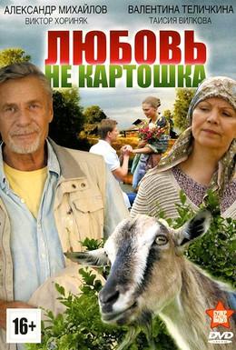 Постер фильма Любовь – не картошка (2013)