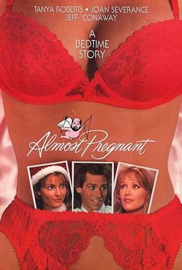 Постер фильма Почти беременна (1992)