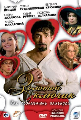 Постер фильма Золотой ключик (2008)