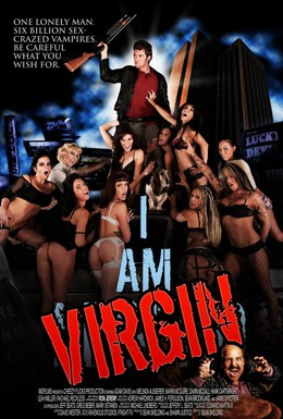 Постер фильма Я - девственник (2010)