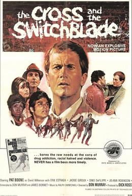 Постер фильма Крест и нож (1970)