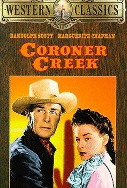 Постер фильма Коронер Крик (1948)
