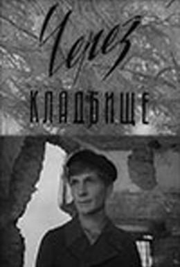 Постер фильма Через кладбище (1964)