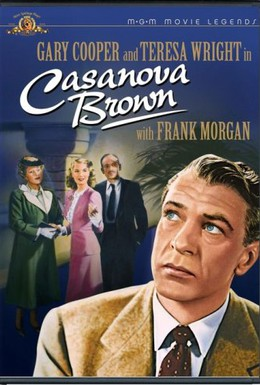 Постер фильма Казанова Браун (1944)