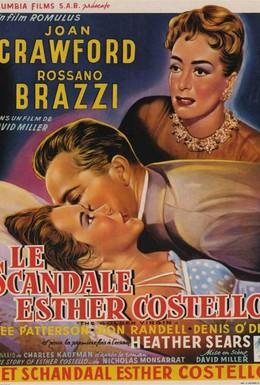 Постер фильма История Эстер Костелло (1957)