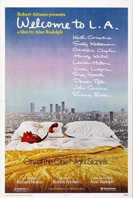 Постер фильма Добро пожаловать в Лос-Анджелес (1976)