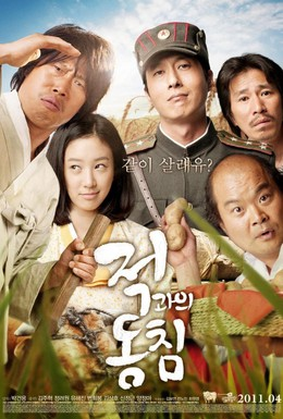 Постер фильма Спать с врагом (2011)