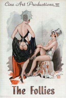 Постер фильма Шалуньи (1927)