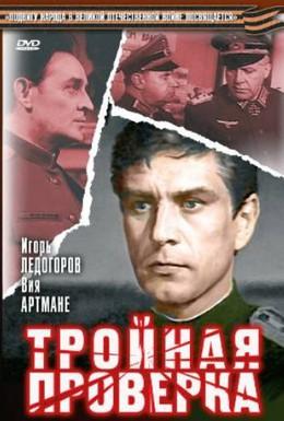 Постер фильма Тройная проверка (1969)